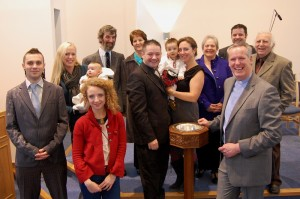 The Baptismal Party
